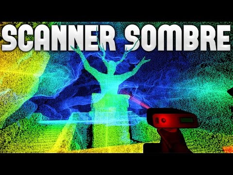 Scanner Sombre -  Deep Cave Exploring With No Eyesight - Scanner Sombre Gameplay Highlights