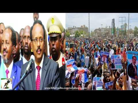 Hiber Radio on Somalia's hope  surprise winner presidential election