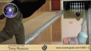 bowlingball com amf 300 hybrid mamba bowling ball reaction video review