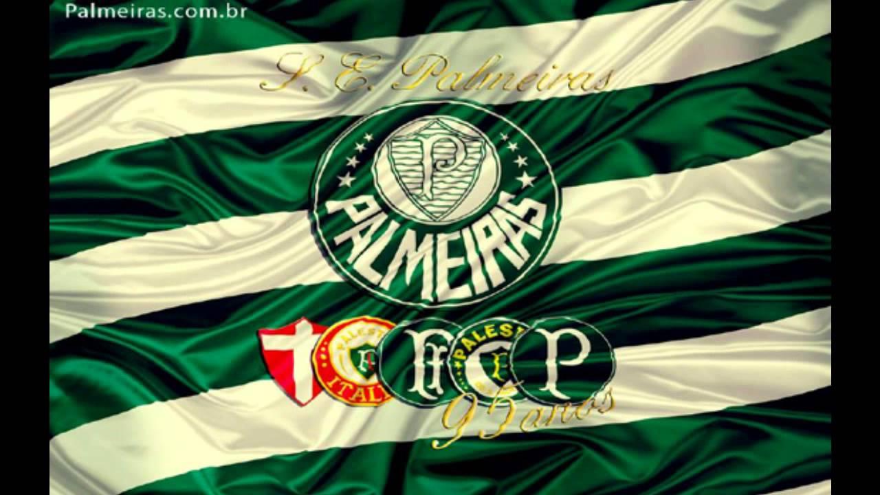 Hino Palmeiras - Tihuana - YouTube