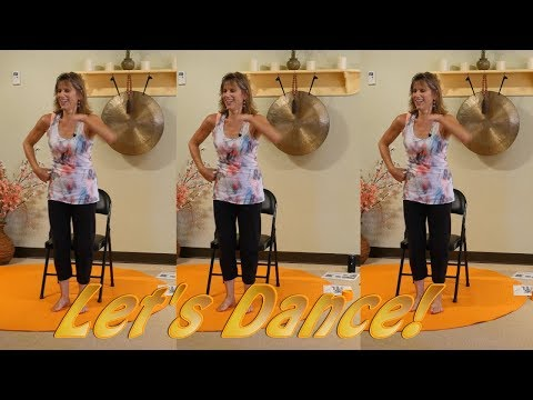 Stand or Sit  But Just Move!  Dance the Macarena with Sherry Zak Morris