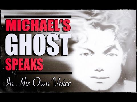 MICHAEL JACKSON's Spirit Speaks. His Own Voice, Mentions Oprah.