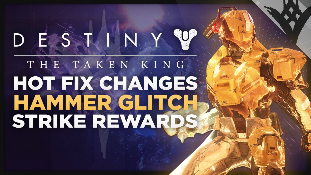 Destiny: The Taken King - Hot Fix 2.0.0.5 Patch Notes ...