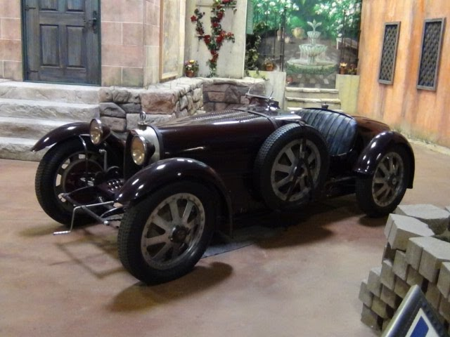 1926 Bugatti Type 35 Simeone Automotive Museum