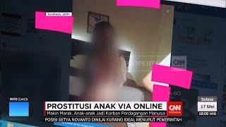 Prostitusi Remaja via Online Terungkap