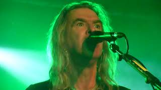 New Model Army 'Angry Planet' 7.10.18
