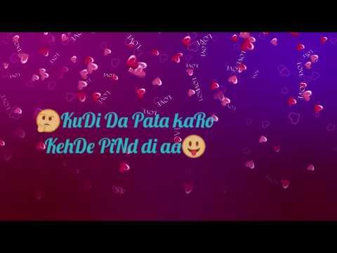Lagdi lahore di aa new punjabi song with Romantic lyrics guru randhawa