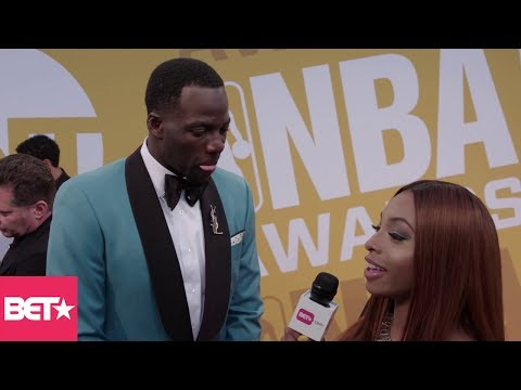 Draymond Green On How AI Influenced Style At NBA Awards 2017