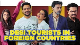 ScoopWhoop: Desi Tourists in Foreign Countries