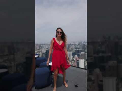 Skywalk Bangkok / Между небом и землей!