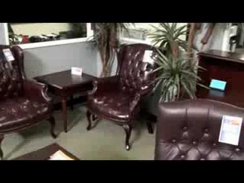 DMI Keswick Reception Desk