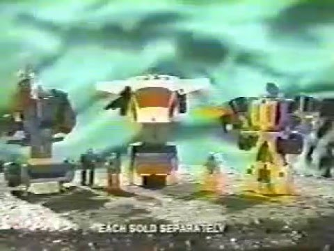 Transformers G1 Powermasters Commercial 1988 #2