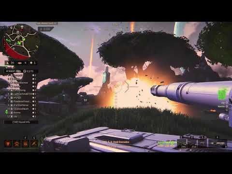 PlanetSide Arena footage shows off its large-scale squads mode | PC Gamer