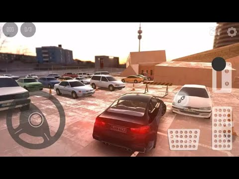 Real Car Parking 2017 Street 3D - Android Gameplay FHD