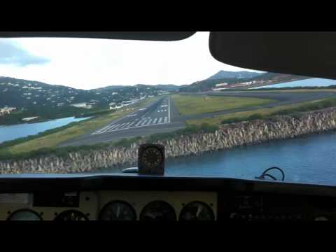 St. Thomas short approach in baron 58