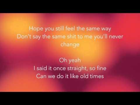 Bryson Tiller- Let Em' Know (Lyrics)