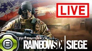 [FR] Live - En route vers le Platine - Match classé - Rainbow Six Siege (11.07 dès 18:00)