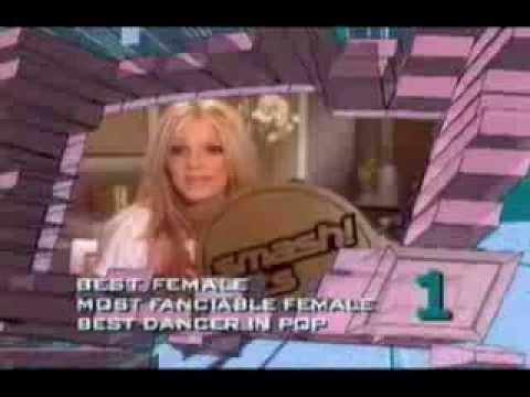 Britney Spears - Smash Hits Awards 2000 Best Female Pop Artist