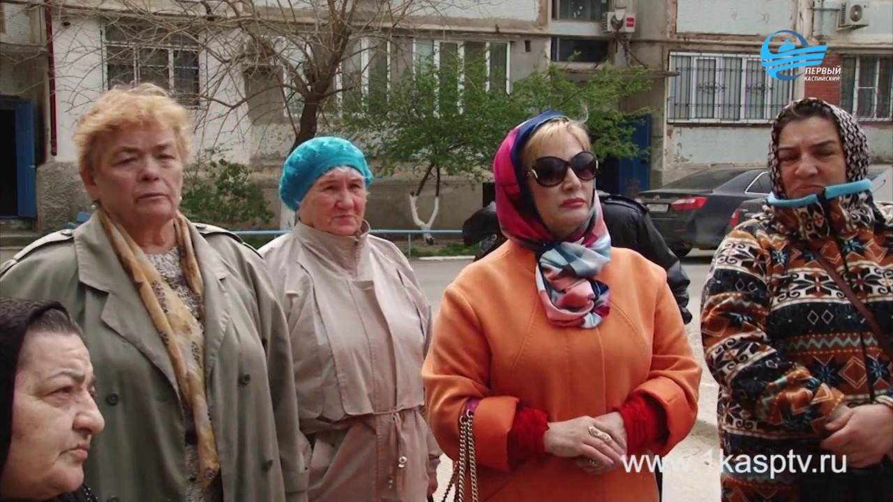 Каспийску выделили 68,5 млн рублей на благоустройство придомовых территорий