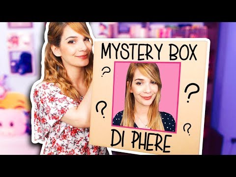 LA MYSTERY BOX DI PHERE!! (200€)