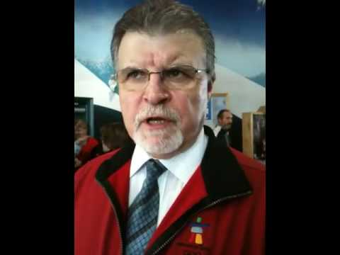 Yukon Premier Dennis Fentie