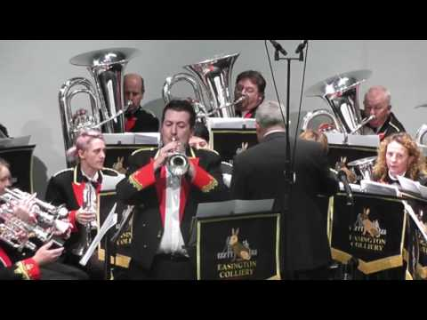 Easington Colliery Band 14 Dec 2016
