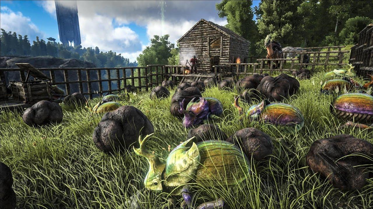 Dung Beetle Official Ark Survival Evolved Wiki