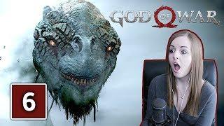 A NEW FRIEND! | God Of War PS4 Gameplay Walkthrough Part 6 (God Of War 4)