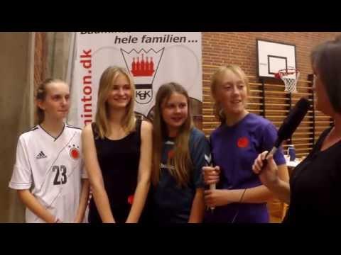 Kalundborg badminton klub har julehygge