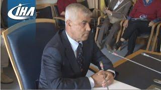 Korgeneral Çetin, FETÖ Darbe Girişimi Araştırma Komisyonu Adına...