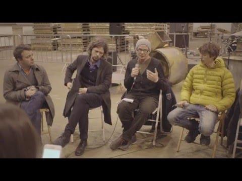 Дискуссия «Территория перемен: Музей уличного искусства и Завод слоистых пластиков»