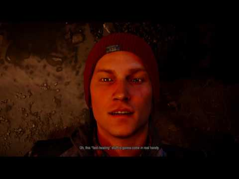 inFamous Second Son 100% Good Karma Walkthrough Part 3, 720p HD (NO COMMENTARY)