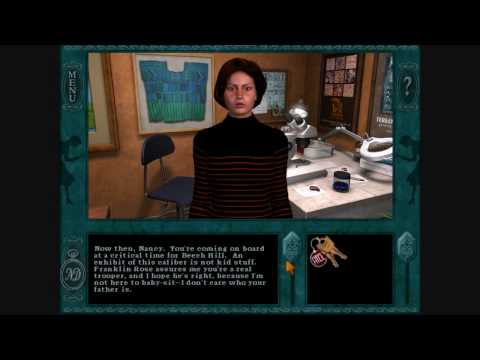 Nancy Drew: Secret of the Scarlet Hand > iPad, iPhone ...
