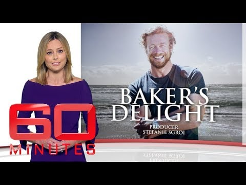 Baker's Delight  At home with Aussie actor Simon Baker  60 Minutes Australia