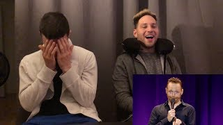 DOSE BROS REACTION TO BILL BURR'S NO REASON TO HIT A WOMAN, HOW WOMEN ARGUE