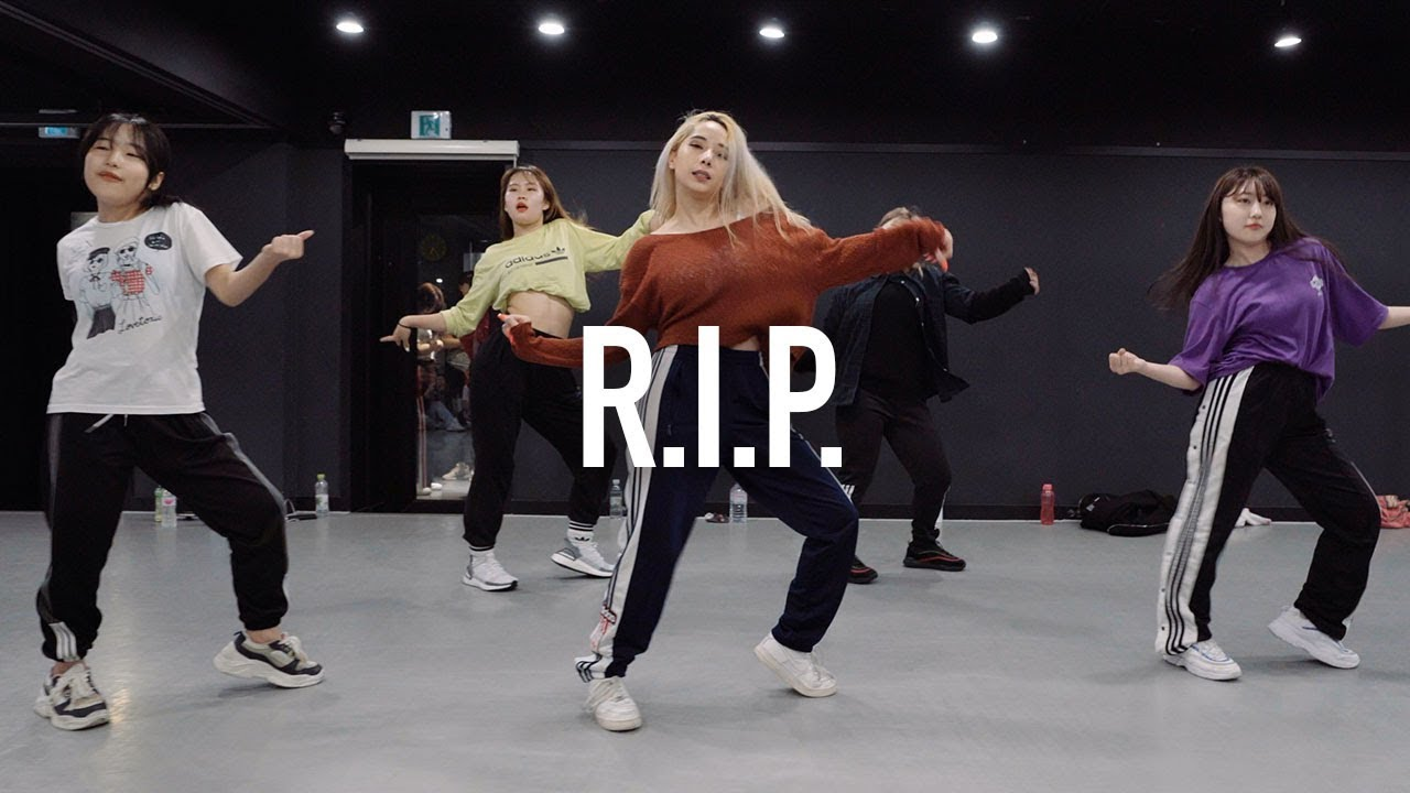 R.I.P. - Sofia Reyes ft. Rita Ora & Anitta / Beginner's Class