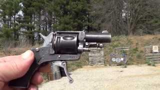 Belgium Bulldog Revolver 32 Short Colt