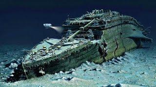 Почему Титаник Нельзя Поднять со Дна Океана и другие Интересные факты