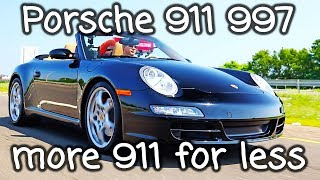 Porsche 911 997.1 vs 997.2 more Porsche for less money.