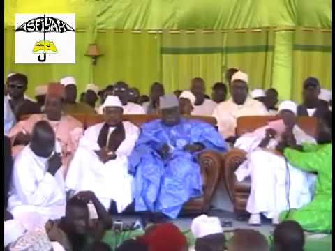 ZIARRE GENERALE 2013   Serigne Abdoul Aziz Sy Al Amine   AsfiyahiWEBTV