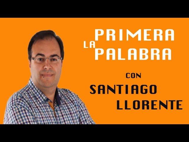 SANTIAGO LLORENTE, ALCALDE DE LEGANÉS EN LA PRIMERA PALABRA