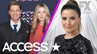 Chad Michael Murray's Wife Sarah Roemer Pokes Fun At Sophia Bush's Marriage Claims