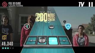 "Guitar Hero Live for iOS: Feel So Close ""Calvin Harris"""