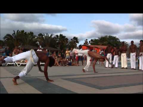 Capoeira in Cabo Verde
