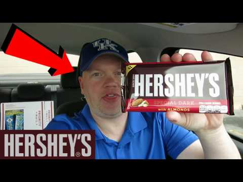 Reed Reviews Hershey's Special Dark With Almonds