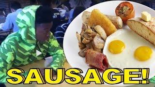 HB - Sausage Song (remix)