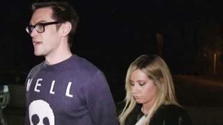 Ashley Tisdale's Fiance Chris French ABUSES the Paparazzi
