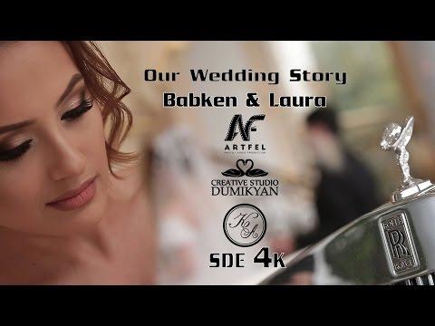 Шикарная Армянская свадьба в Сафисе SDE 4K