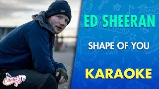 ed sheeran shape of you karaoke cantoyo