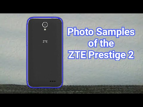 Photo Samples of The ZTE Prestige 2!